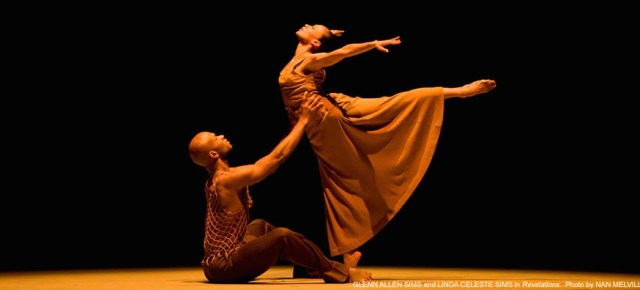 Ailey Returns To Lincoln Center Today