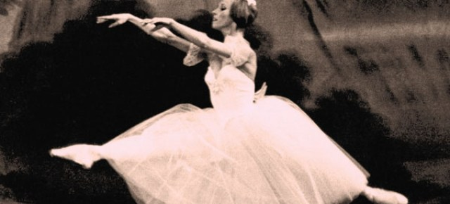 Shall We Dance Friday: Giselle featuring Natalia Makarova and Mikhail Baryshnikov