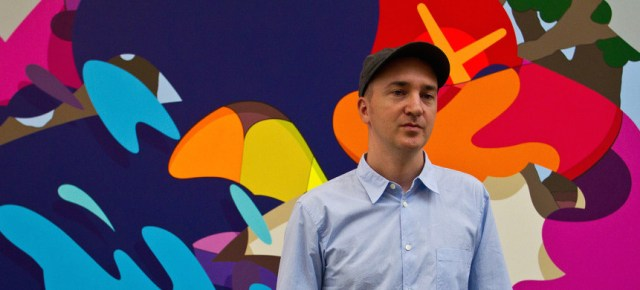 9/18/14 O&A With Walestylez: A Recap of KAWS' Man's Best Friend Exhibition at Honor Fraser