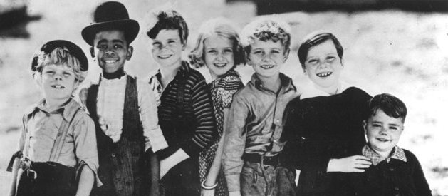 9/22/14 O&A Hollywood Monday: Our Gang /The Little Rascals- Mush n Milk