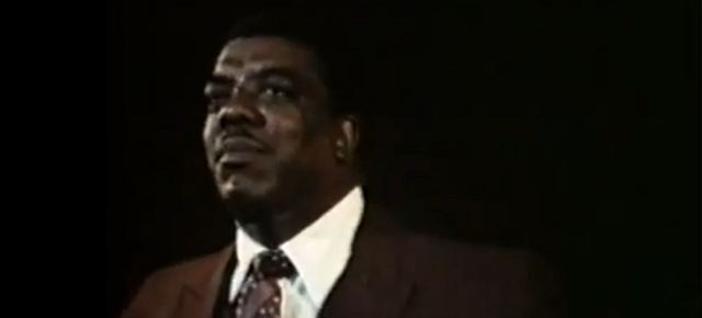 9/7/14 O&A Gospel Sunday: Reverend James Cleveland