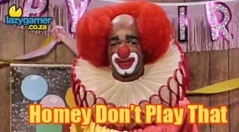 10/22/14 O&A Wildin Out Wednesday: Homey D. Clown