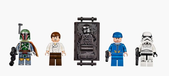 LEGO 10/15/14 O&A With WaleStylez: Announces Gigantic 2000-piece Star Wars Boba Fett Slave I Space Ship