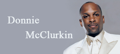 12/14/14 O&A Gospel Sunday Holiday Series: Donnie McClurkin