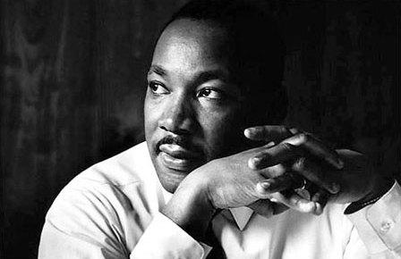 1/19/15 O&A Martin Luther King, Jr. on Income Inequality and Redistribution of Wealth + James Baldwin