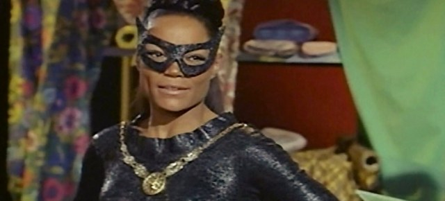 2/18/15 O&A Wildin Out Wednesday: Eartha Kitt as The Catwoman on Batman's TV Series