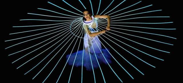2/27/15 Shall We Dance Friday: Diana Vishneva in Moses Pendleton's F.L.O.W. I, II and III