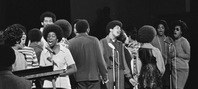 3/29/15 O&A Gospel Sunday: The Edwin Hawkins Singers