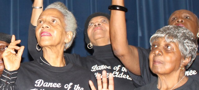 3/24/15 O&A: Only In The Darkness Can You See The Stars- Dance Of The Village Elders Perform Friday