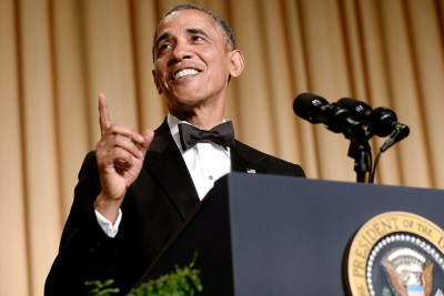 4/26/15 O&A Comedy Special: President Obama at White House Correspondents' Dinner