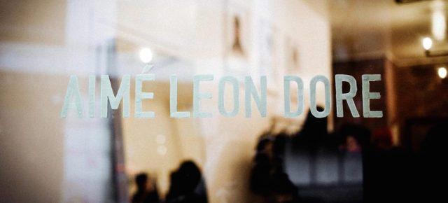 "4/10/15 O&A With WaleStylez- Fashion: Aimé Leon Dore ""NY NAVY"" Concept Shop"