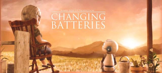 4/18/15 O&A Hollywood Monday: Changing Batteries