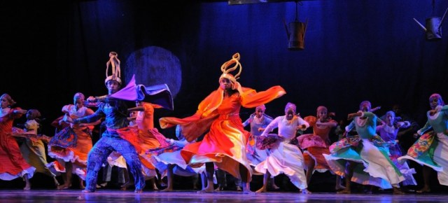 4/18/15  O&A REVIEW: National Dance Theatre Company of Jamaica