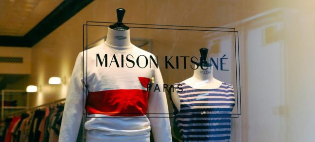 4/28/15 O&A With WaleStylez – Fashion: Maison Kitsuné Opens New Store in New York City