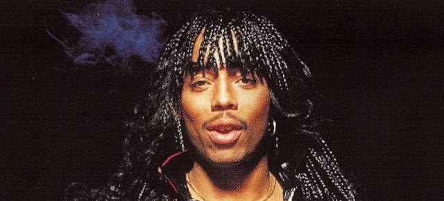 5/14/15 O&A Throwback Thursday: Rick James-  Super Freak and Give It to Me Baby