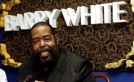 7/30/15 O&A Throwback Thursday: Barry White – Can't Get Enough Of Your Love, Babe