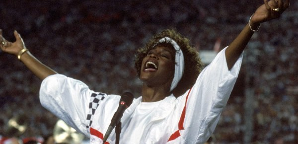 O&A July 4th Tribute: Whitney Houston- Star Spangle Banner