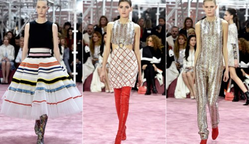 8/1/15 O&A EXTRA Its Saturday Anything Goes: Christian Dior Haute Couture Spring Summer 2015
