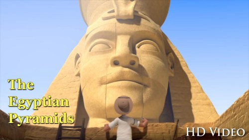 7/13/15 O&A Hollywood Monday: The Egyptian Pyramids