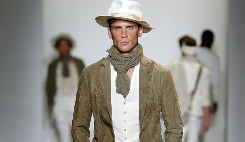 8/15/15 O&A Its Saturday- Anything Goes: Greg Lauren Spring/Summer 2016