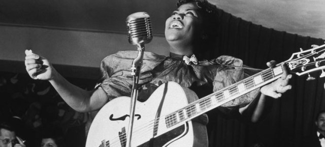 8/9/15 O&A Gospel Sunday: Sister Rosetta Tharpe – Didn't It Rain