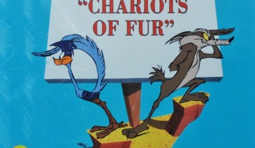 9/9/15 O&A NYC Wildin Out Wednesday: Road Runner & Wile E Coyote- Chariots of Fur