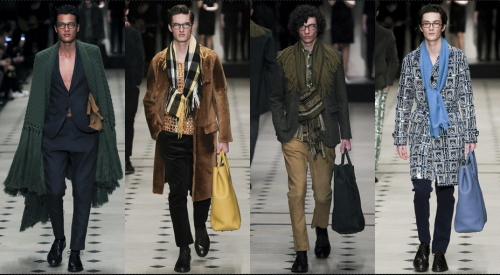 10/10/15 O&A NYC Its Saturday- Anything Goes: Burberry Prorsum Menswear Autumn/Winter 2015 – The Full Runway Show