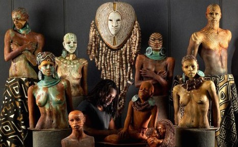 10/24/15 O&A NYC ART: Black Art In America- Fine Arts Show at the Faison Firehouse