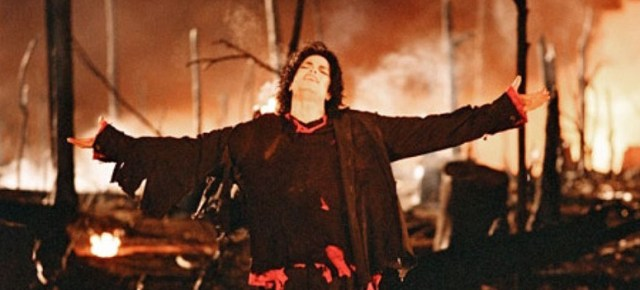 11/5/15 O&A NYC Throwback Thursday: Michael Jackson – Earth Song