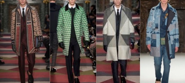11/14/15 O&A NYC Its Saturday- Anything Goes: Valentino Fall Winter 2015/2016 Menswear Full Fashion Show