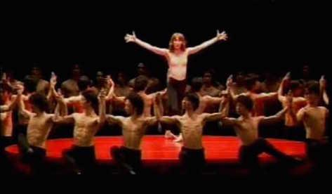 11/27/15 O&A NYC Shall We Dance Friday: Sylvie Guillem- Boléro