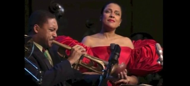 12/11/15 O&A NYC Song Of The Day: Silent Night – Kathleen Battle, Wynton Marsalis