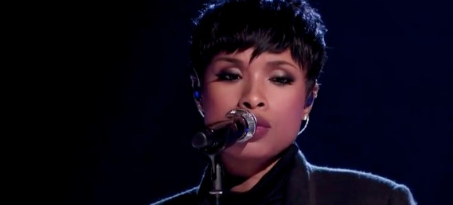 1/10/16 O&A NYC Gospel Sunday: Jennifer Hudson – Hallelujah (live)