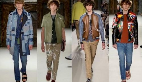 1/9/16 O&A NYC Its Saturday- Anything Goes: Valentino Menswear Spring Summer 2016