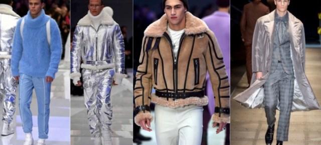 1/30/16 O&A NYC IT'S SATURDAY EXTRA: Versace- Fall Winter 2016/2017 Menswear Fashion Show