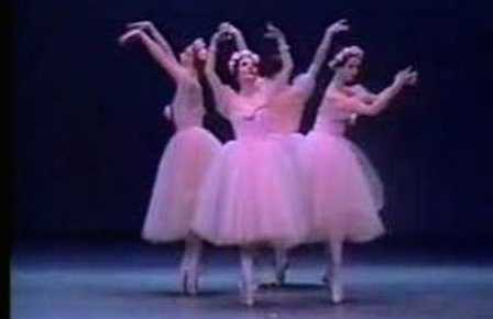 1/8/16 O&A NYC SHALL WE DANCE FRIDAY: Pas de Quatre' – Alicia Alonso, Carla Fracci, Ghislaine Thesmar and Eva Evdokimova