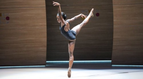1/15/16 O&A NYC Shall We Dance Friday: Michaela DePrince