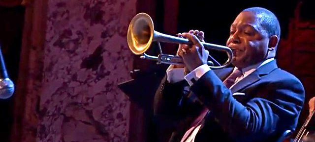 1/24/16 O&A NYC SUNDAY AFTERNOON JAZZ CONCERT: Wynton Marsalis Plays Blue Note Jazz At Lincoln Center Orchestra 2015