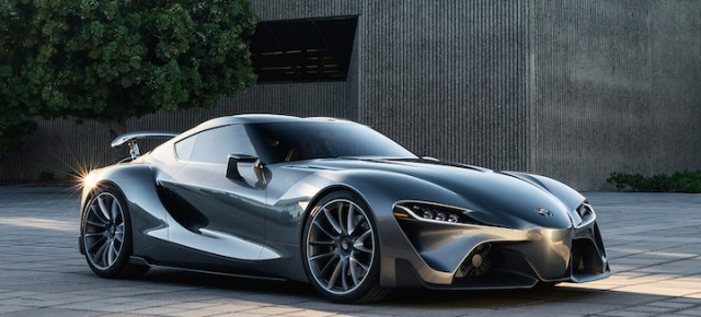 3/2/16 O&A NYC WITH WaleStylez- AUTOMOBILE: BMW and Toyota Team Up For 2018 Supra- A Super Car