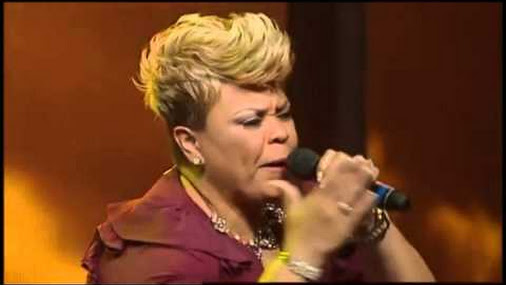 2/20/16 O&A NYC GOSPEL SUNDAY: Tamela Mann -This Place (T.D. Jakes's Birthday Celebration)
