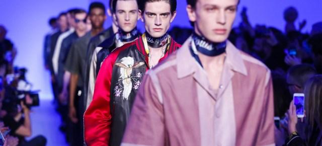 3/12/16 O&A NYC ITS SATURDAY- ANYTHING GOES: Louis Vuitton Spring Summer 2016 Mens Fashion Show- Paris Fashion Week