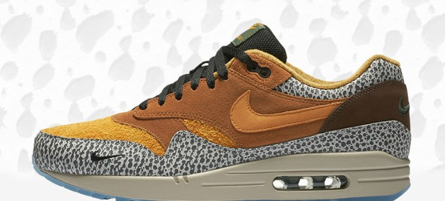3/13/16 O&A NYC WITH WaleStylez FASHION: Atmos Safari Nike Airmax 1 Retro Releases Tomorrow
