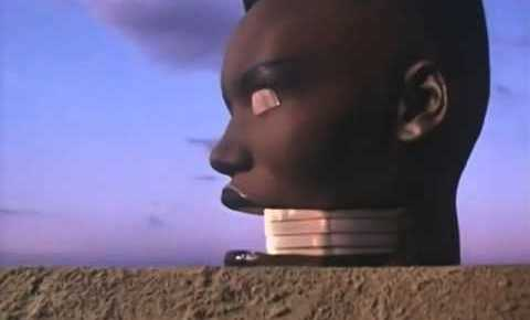 3/10/16 O&A NYC THROWBACK THURSDAY: Grace Jones-  Slave to the Rhythm And I've Seen That Face Before