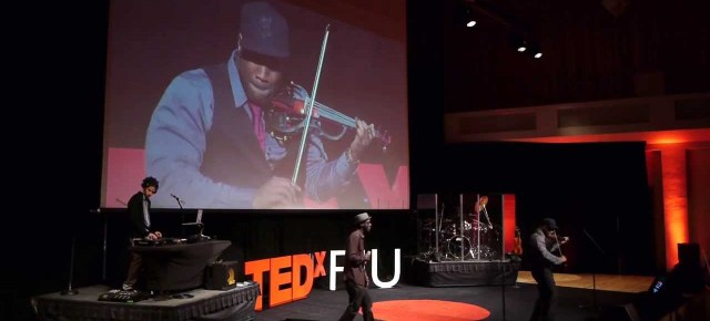 3/7/16 O&A NYC INSPIRATIONAL TUESDAY: Classical Music meets Hip Hop: Kev Marcus of Black Violin