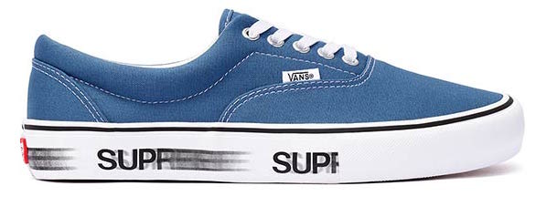 3/2/16 O&A NYC WITH WaleStylez FASHION: Supreme Launches Motion Logo Vans