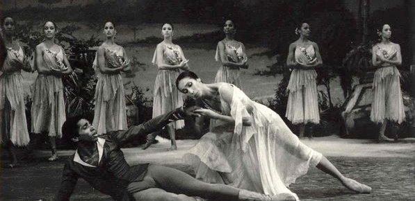 4/8/16 O&A NYC SHALL WE DANCE FRIDAY: Arthur Mitchell's Barrier Breaking Creole Giselle