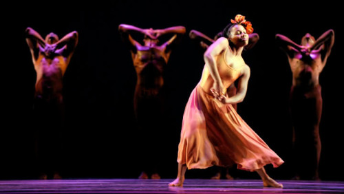 4/11/16 O&A NYC REVIEW DANCE: Paul Taylor's American Modern Dance- Donald Mckayle's Rainbow Round My Shoulder
