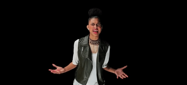 4/10/16 O&A NYC GOSPEL SUNDAY: I'll Be The One- Bri (Briana Babineaux)