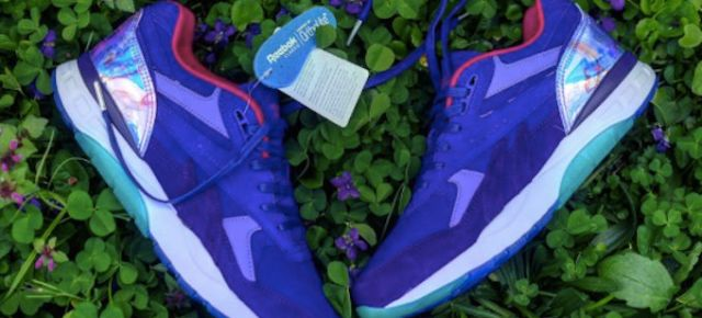 4/20/16 O&A NYC WITH WaleStylez Fashion: Reebok Ventilator Supreme X Cam'ron Purple Haze