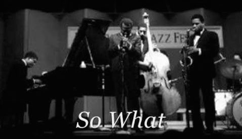 4/10/16 O&A NYC SUNDAY AFTERNOON JAZZ CONCERT: Miles Davis- So What